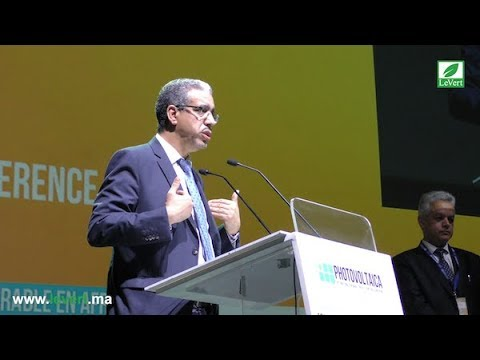عزيز رباح : المغرب مصمم على تقاسم خبراته في تطوير الطاقة الشمسية مع إفريقيا