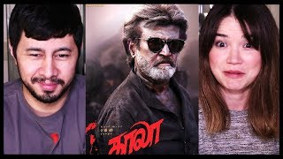 Video KAALA | Rajinikanth | Tamil | Teaser Trailer Reaction! MP3, 3GP, MP4, WEBM, AVI, FLV Maret 2018