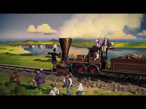 Railway Empire #05 - Глава 3. День семафоров!