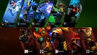 Virtus.pro vs Empire, Dota PIT League, game 1 [v1lat, GodHunt]