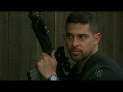 McGee & Gibbs caught in captivity - season 14 final scene | NCIS 14x24