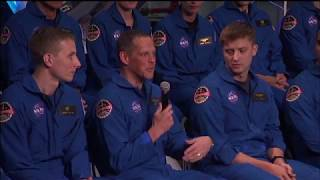 2017 Astronaut Candidate Class News Conference by NASA