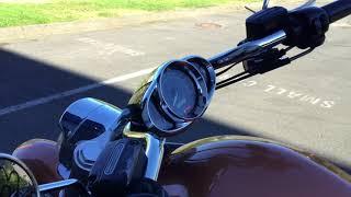 10. 2008 Harley-Davidson VRSCAW V-Rod
