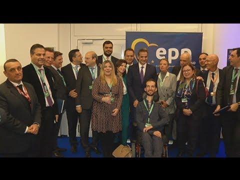 Στο Ζάγκρεμπ ο Κυριάκος Μητσοτάκης για την εκλογή της νέας ηγεσίας του ΕΛΚ