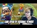 foto NEW HERO DIGGER GAK BISA DI SERANG TOWER ! - MOBILE LEGENDS INDONESIA