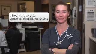 Mme Catherine Letendre, TSA