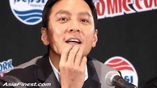 Nonton Daniel Wu Talks Go Away Mr Tumor   Making Sunny Kick Ass More In Into The Badlands At Nycc 2015 Film Subtitle Indonesia Streaming Movie Download