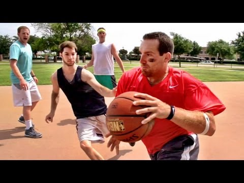 Pickup Basketball Stereotypes (видео)