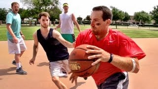 Download Youtube: Pickup Basketball Stereotypes