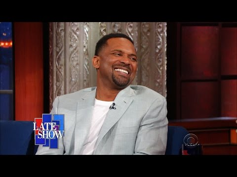 """Mike Epps Is An Uncle """"Bucks"""" In Real Life"""