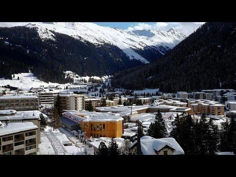 Νταβός: Αισιοδοξία των «αφεντικών» επιχειρήσεων για την Ευρώπη και την παγκόσμια οικονομία…
