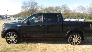 sold.2010 FORD F-150 SUPERCREW HARLEY DAVIDSON EDITION AWD AT FORD OF MURFREESBORO 888-439-1265