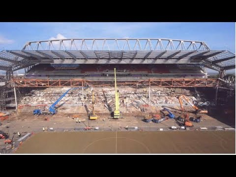 Anfield Stadium | Main Stand Expansion
