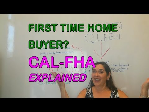 ▶️Great First Time Home Buyer Program Explained by The Cindy Lowary From Capital Pacific Home Loans