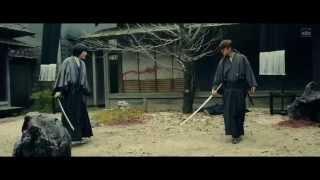 Nonton Himura Kenshin Vs Sojiro Seta   Rurouni Kenshin  Kyoto Inferno  2014  Film Subtitle Indonesia Streaming Movie Download