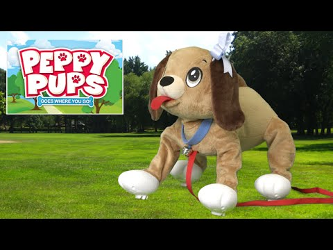 Peppy Pups from TPF Toys