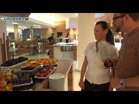 Buffet Restaurant Stella Maris im Melia Resort Umag in Kroatien
