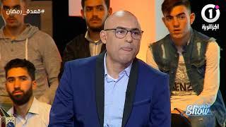 سفيان داني يذرف الدموع ويروي كيف قام وزير بطرده من الإذاعة الوطنية