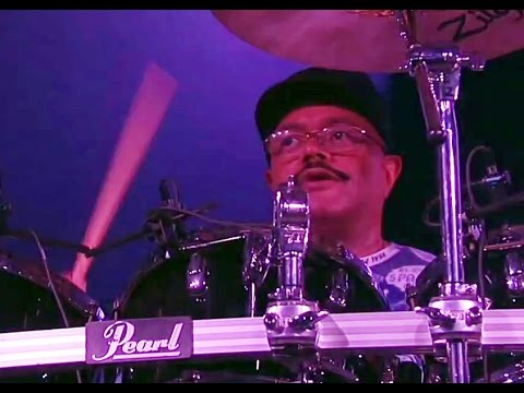 Dennis Chambers: Tipitinas - with Mike Stern - 2015