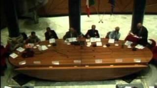 Convegno Caritas - On. Maurizio Eufemi