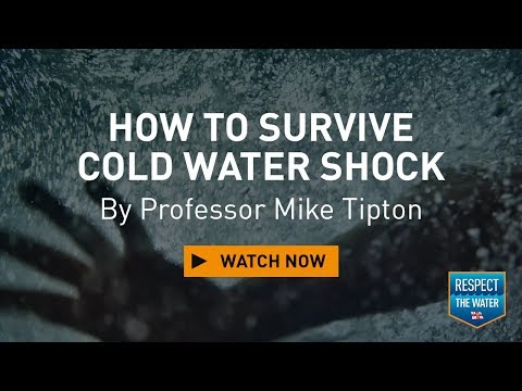 How To Survive Cold Water Shock