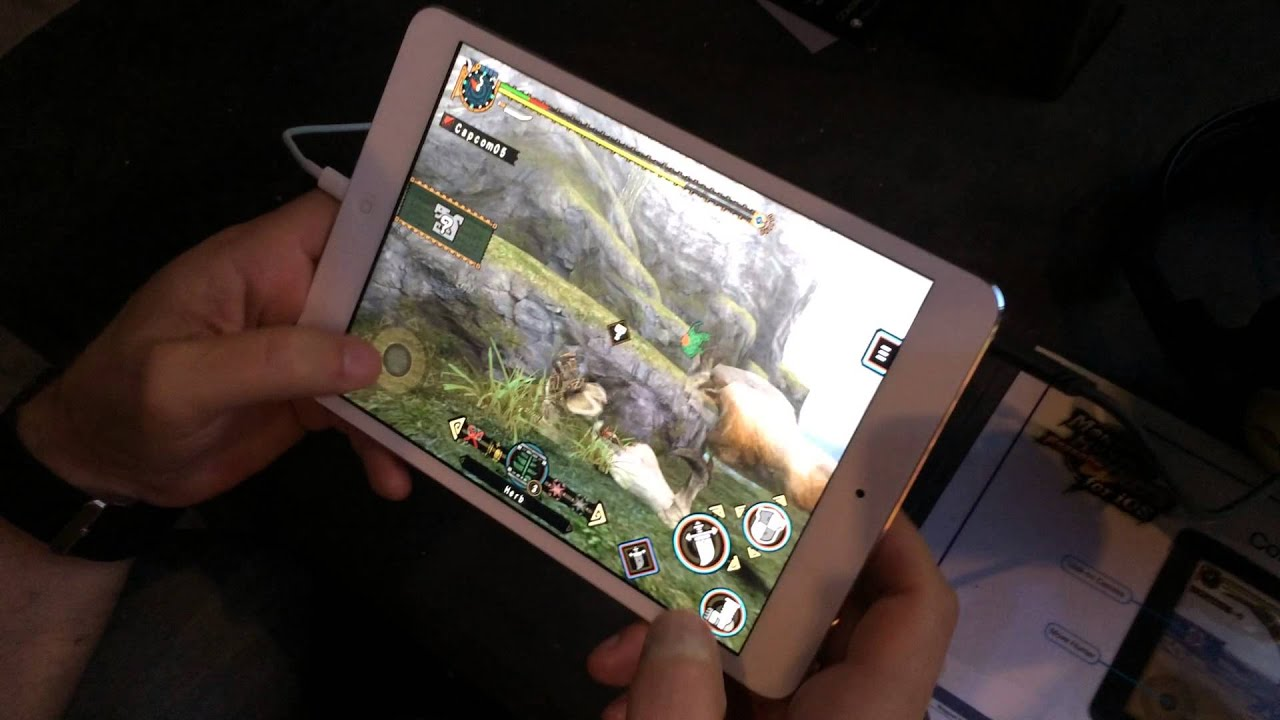 E3 2014: Hands on with Capcom's 'Monster Hunter Freedom Unite'