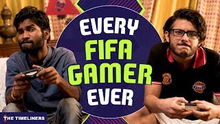 Video Every FIFA Gamer Ever Ft. CarryMinati | The Timeliners MP3, 3GP, MP4, WEBM, AVI, FLV November 2017