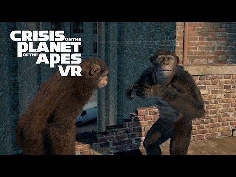Crisis on the Planet of the Apes VR | Available Now | FoxNext