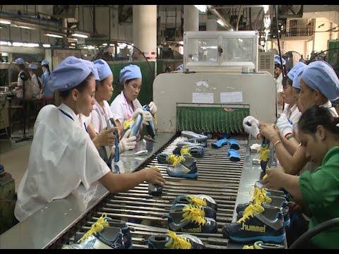 EU Mutrap - Xúc tiến thương mại cho ngành da giày Việt Nam