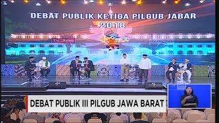 Video Debat Final Pilgub Jabar Segmen 6: Mengenal 4 Paslon Cagub-Cawagub MP3, 3GP, MP4, WEBM, AVI, FLV September 2018