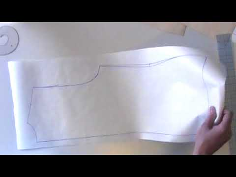 Drafting A No Dart Blouse - Professional Method