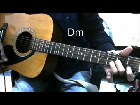 Pehla Nasha – Simple complete GUITAR COVER LESSON CHORDS BOLLYWOOD romantic song