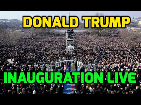 Donald Trump Inauguration 2017 Live | CNN News Live | Donald Trump Live News