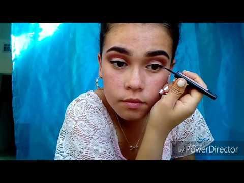 Maquillaje bonito para las chulas-Jennifer