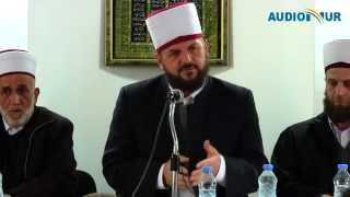 Tribunë Islame Istog - Hoxhë Shefqet Krasniqi