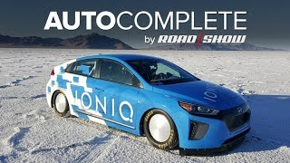 AutoComplete: Hyundai builds a record-setting hybrid, GM's Maven teams up with Uber by Roadshow
