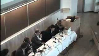 Conference On Global Regulation Of Nanotechnologies Part VI