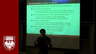 Lecture 1 (Turbo) - Theory Of The Firm