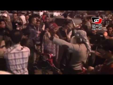 زفة فى التحرير تختتم ساعات «٢٨ نوفمبر»