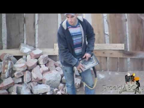 заливка бетона миксером - Управление руковом миксера для заливки бетона. Сайт автора http://proektabc.ru - уроки проектирования. Фотоальбом, 3D модели, и чертежи тут...