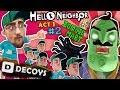 Download Video HELLO NEIGHBOR ZOMBIE IN BASEMENT! Deploy Decoy Distraction? I WISH! (FGTEEV Act 1 Part 2))