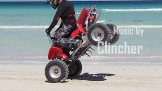 Video Wheelies On The Beach LTR & TRX 450! V2.0 MP3, 3GP, MP4, WEBM, AVI, FLV Mei 2017