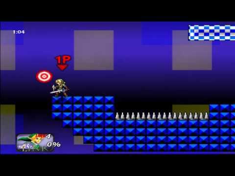 Super Smash Bros Crusade v0.7 Classic Mode [Full Motion]