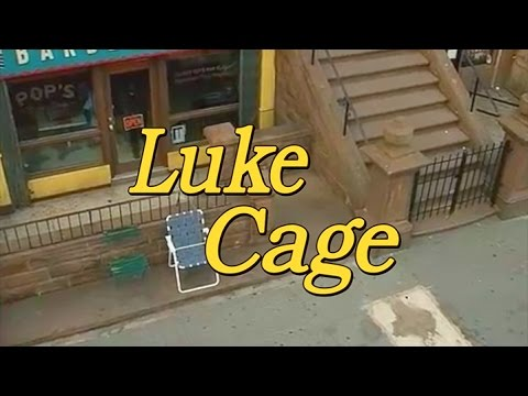 Netflix s Luke Cage Reimagined as a 90s Sitcom