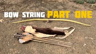 In a wilderness survival situation, primitive skills, bushcraft, and wilderness living skills can save your life. In this video we focus on primitive technology, desert survival, survival skills, natural medicine, primitive survival and outdoor skills. If you enjoyed this video, give it a thumbs up, share it on social media and subscribe to Primitive Lifeways on YouTube. Find my website here: http://www.primitivelifeways.com/Paiute Deadfall Trap: https://www.youtube.com/watch?v=mMG6lhQ0Z0sHow to Make a Bow Sting (part 1)https://www.youtube.com/watch?v=0gpTroU3n2kHow to make a Bow string (part2)https://www.youtube.com/edit?o=U&video_id=cZxGGPprpVYRiver Cane Arrows(part 1)https://www.youtube.com/watch?v=P9pHlOvaovgRiver Cane Arrows(part 2)https://www.youtube.com/edit?o=U&video_id=08Hfr6GGX3cRiver Cane Arrows(part 3)https://www.youtube.com/watch?v=YhBKnKz7SRISwiss Multitool https://www.youtube.com/watch?v=VlZbEJaPzqw
