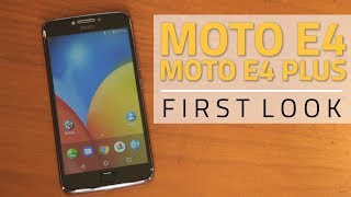 The Moto E4 Plus has officially launched in India, and gone on sale exclusively on Flipkart at Rs. 9,999. Moto has also confirmed the offline launch of the M...