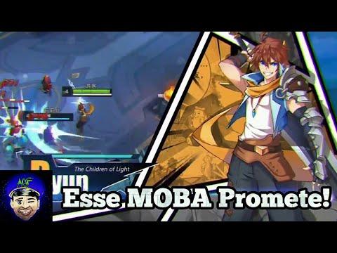 Saiu!! Pré-Registro do Novo MOBA Épico Light vs Shadow