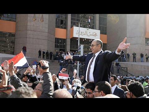 Αίγυπτος: «Κόκκινο» στην παραχώρηση διαφιλονικούμενων νησιών στην Σ. Αραβία