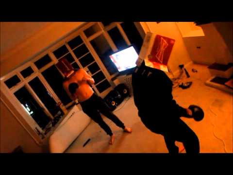 The Drunk Boxing Game