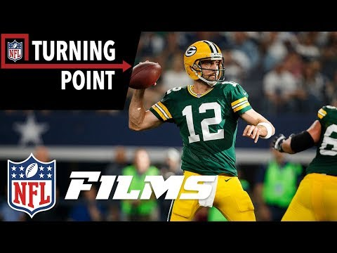 Video: Aaron Rodgers Proves to Be Too Clutch For the Cowboys...Again (Week 5) | NFL Turning Point